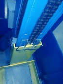 Udźwig 1t; podjęcie unormowanej europalety.