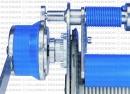 Wciągarka linowa SW-K LAMBDA (BGV C1) - estradowa