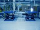 Podnośniki platformowe nożycowe hydrauliczne