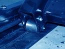 Element bezpieczeństwa: blokada przeciwwywrotna: Blokada odchylenia nożyc lub platformy