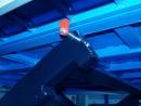 Blokada odchylenia platformy: Mechaniczne połączenie układu nożycowego z platformą.