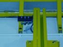 Elementy kontroli poziomu i zbliżenia do danego poziomu: Indukcyjne wyłączniki krańcowe dla automatycznego wyrównania poziomu windy towarowej