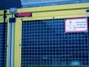 Elementy bezpieczeństwa: Kontrola zamknięcia bramki: Wyłącznik krańcowy monitorujący bramkę