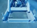 Wzmocnienie konstrukcyjne oraz element regulacyjny: Element standardowo stosowany w typoszeregu przeładunkowym PL-Series