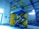 Platformy nożycowe hydrauliczne 2-nożycowe
