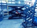 Platformy nożycowe hydrauliczne wielonożycowe