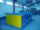 Platformy tandemowe hydrauliczne nożycowe